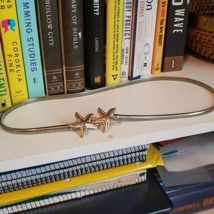 50s Vintage Starfish Belt